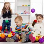 Детские сады. Присмотр