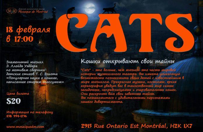 Мюзикл Cats