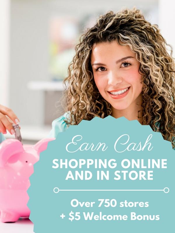 Ebates Canada. Earn Cash back shopping Online