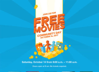 free-movies-community-day
