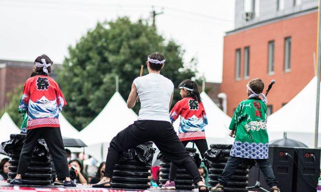 Фестиваль Японской Культуры. Суббота 12 августа 2017