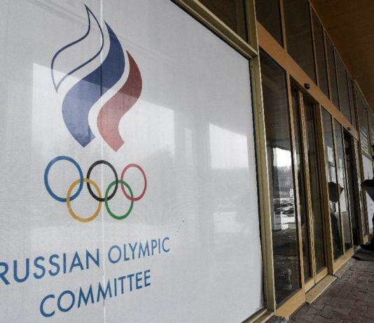 Российские зимние спортсмены будут соревноваться под Олимпийским флагом