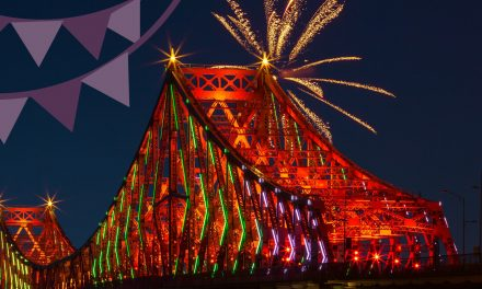 33 Международный Фестиваль Салютов Loto-Québec. Англия. 29 июля 2017