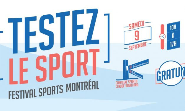Фестиваль Спорта в Монреале. 9 сентября 2017